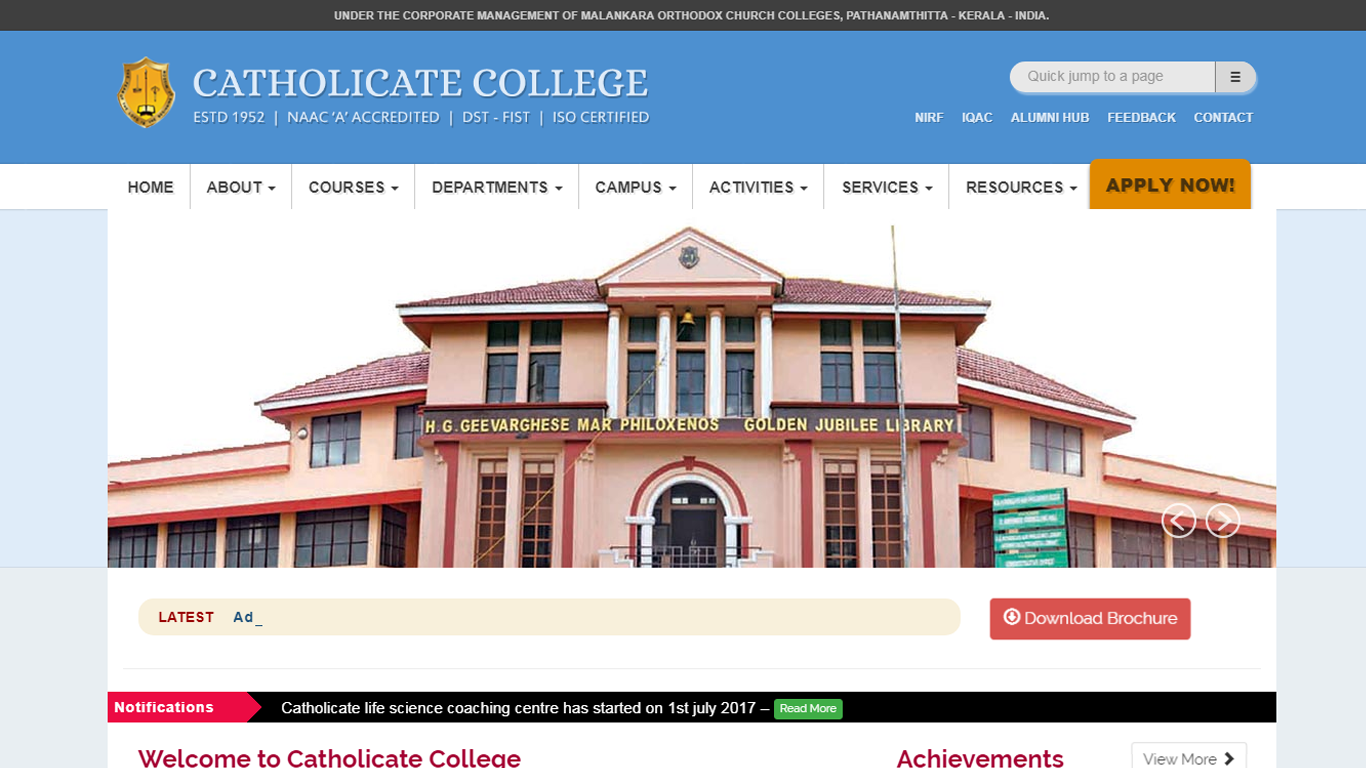 catholicatecollege.com